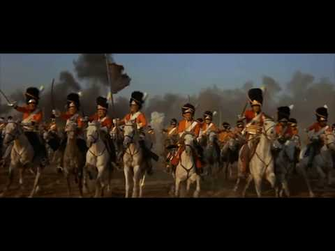 Waterloo cavalry charge from YouTube · Duration:  55 seconds