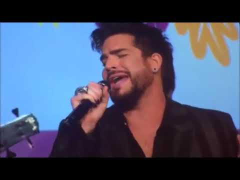 "HD ""What's Up"" Adam Lambert Point Foundation Gala 10/7 Point Honors edit"
