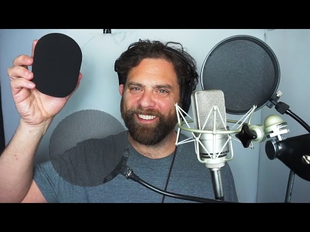 Which pop filter should you use?