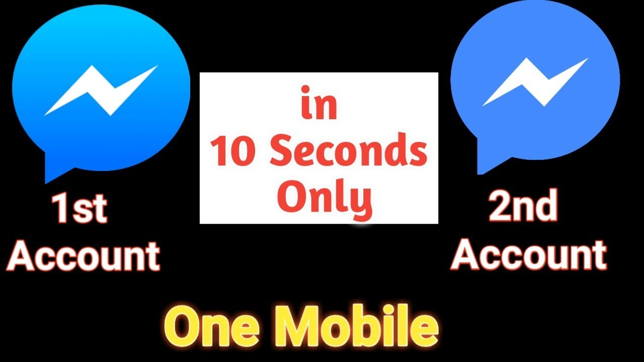 How to install two FB messenger in one Mobile | israr engineer