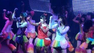 【2017年1月10日】仮面女子が2部公演で、1月3日にリリースした「仮面大...