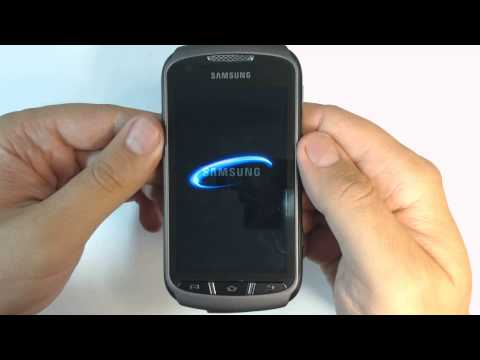 Samsung Galaxy Xcover 2 S7710 - How to remove pin lock by hard reset