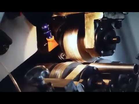 Scaffolding Pipe Thread Rolling Machine