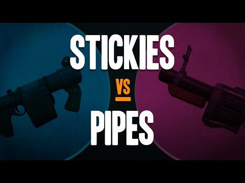 TF2 - Stickies vs Pipes