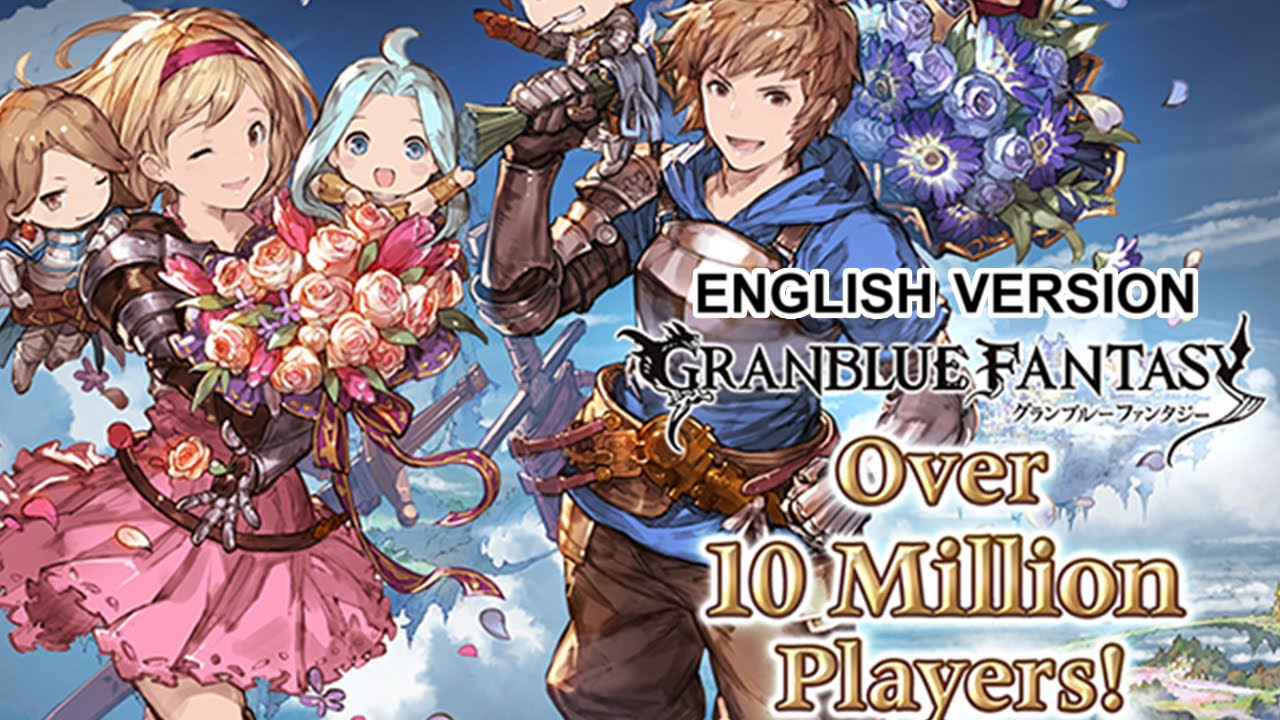 Granblue fantasy english