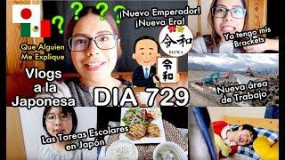 Todo es COMPLICADO hasta las Fechas +  Mis Tareas Escolares en JAPON - Ruthi San ♡ 01-04-19 Video