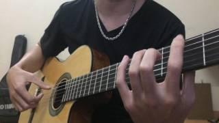 Mashup Ưng Hoàng Phúc - Guitar Cover