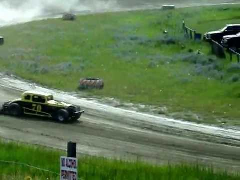 Northport Raceway Chris Southern Time In June 21st 2014