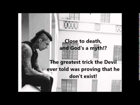Devil - Ronnie Radke {Lyrics} #WATCHME2014