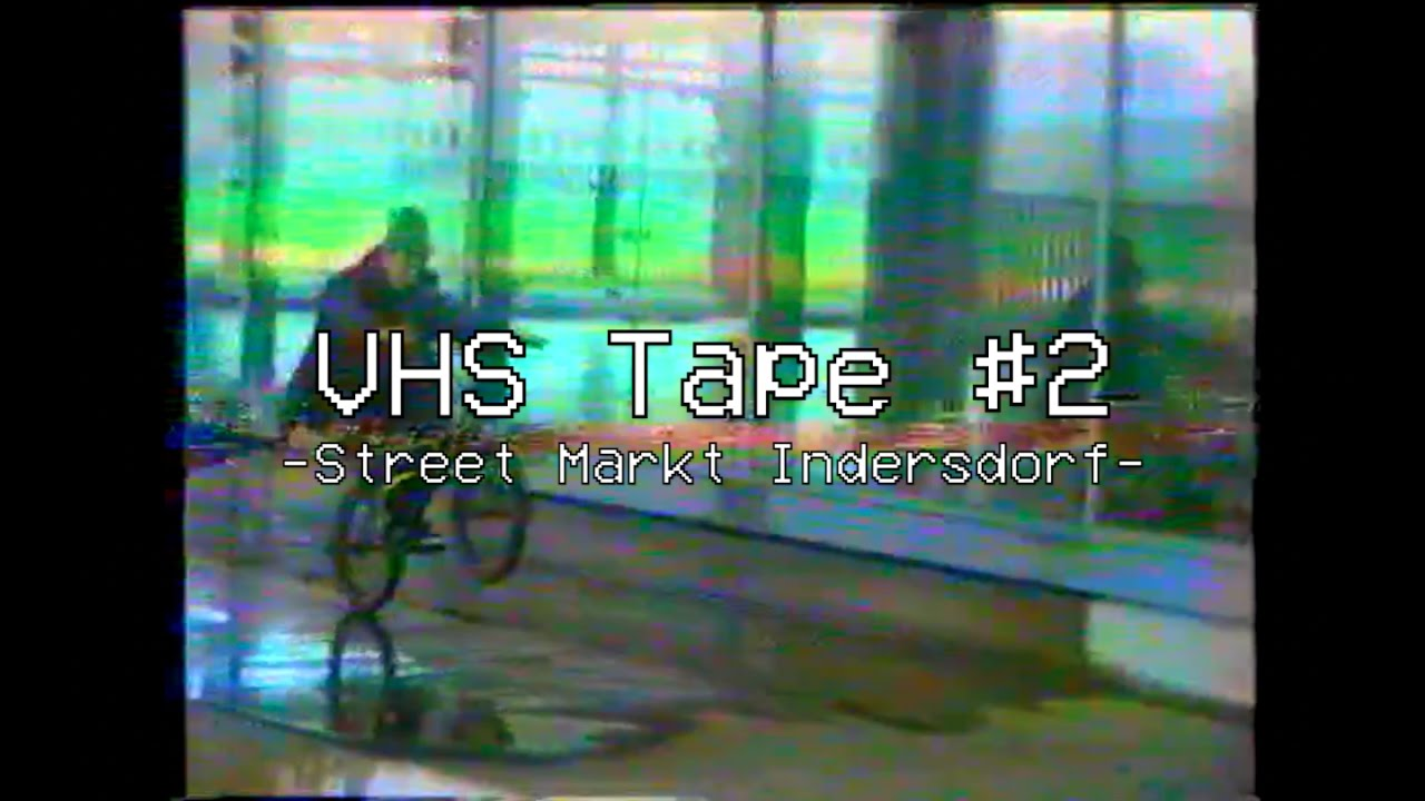 vhs tape 2 street markt indersdorf youtube. Black Bedroom Furniture Sets. Home Design Ideas