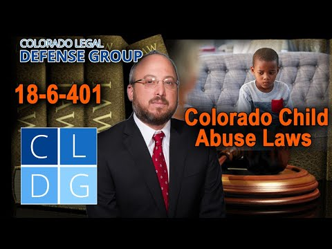 Is it legal to spank my child in Colorado?
