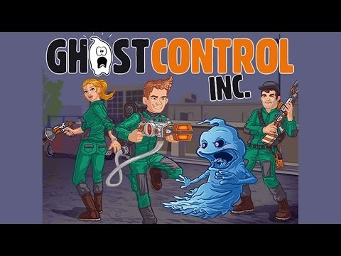 Let's Play Ghost Control INC - Part 1 Here Today, Egon Tomorrow