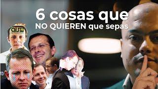 Seis cosas que no quieren que sepas del condenado Andrés Felipe Arias #ReveladosLaColumna