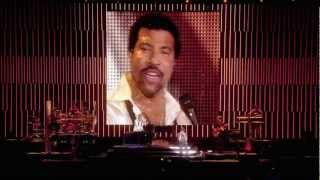 LIONEL RICHIE - STUCK ON YOU