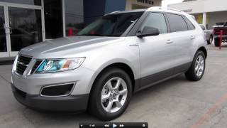 2011 Saab 9-4x Premium Start Up, Exhaust, and In Depth Tour