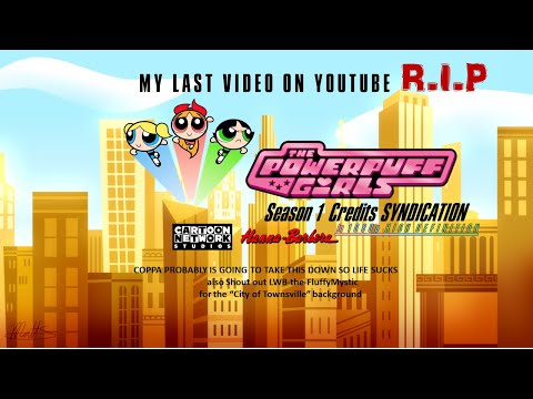 The Powerpuff Girls HD Season 1 Credits SYNDICATION from YouTube · Duration:  43 seconds