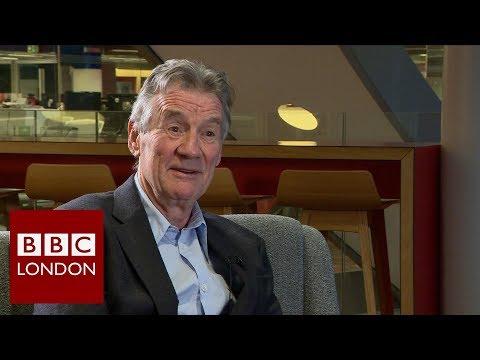 Michael Palin on his career – BBC London