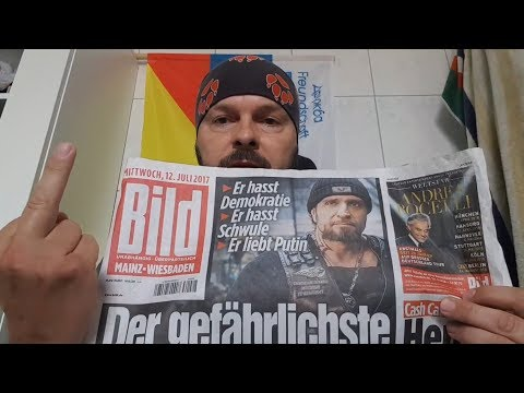 Рассерженный немец: Травлю России в немецких СМИ считают хорошим тоном [Голос Германии]