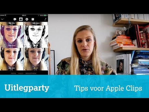 Tips: Wat kan je allemaal met Apple Clips?