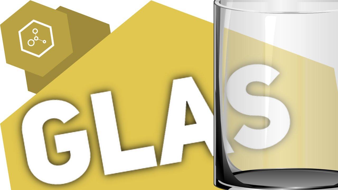 Herstellung von Glas - Wie wird Glas hergestellt?! - YouTube