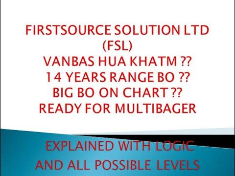 FIRSTSOURCE SOLUTION LTD