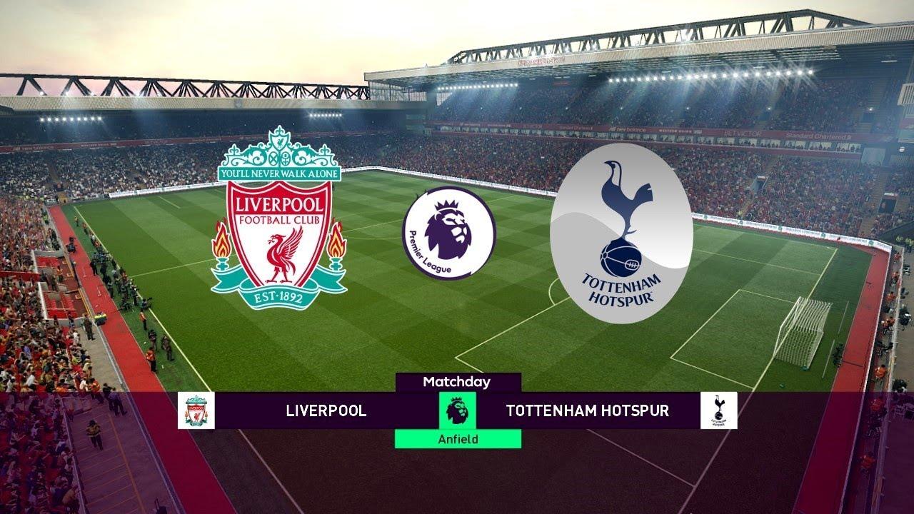 Liverpool vs Tottenham Hotspur - EPL 31 March 2019 ...