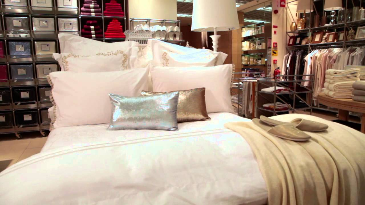 Zara Hogar Colchas Zara Home Amoreiras Shopping Center