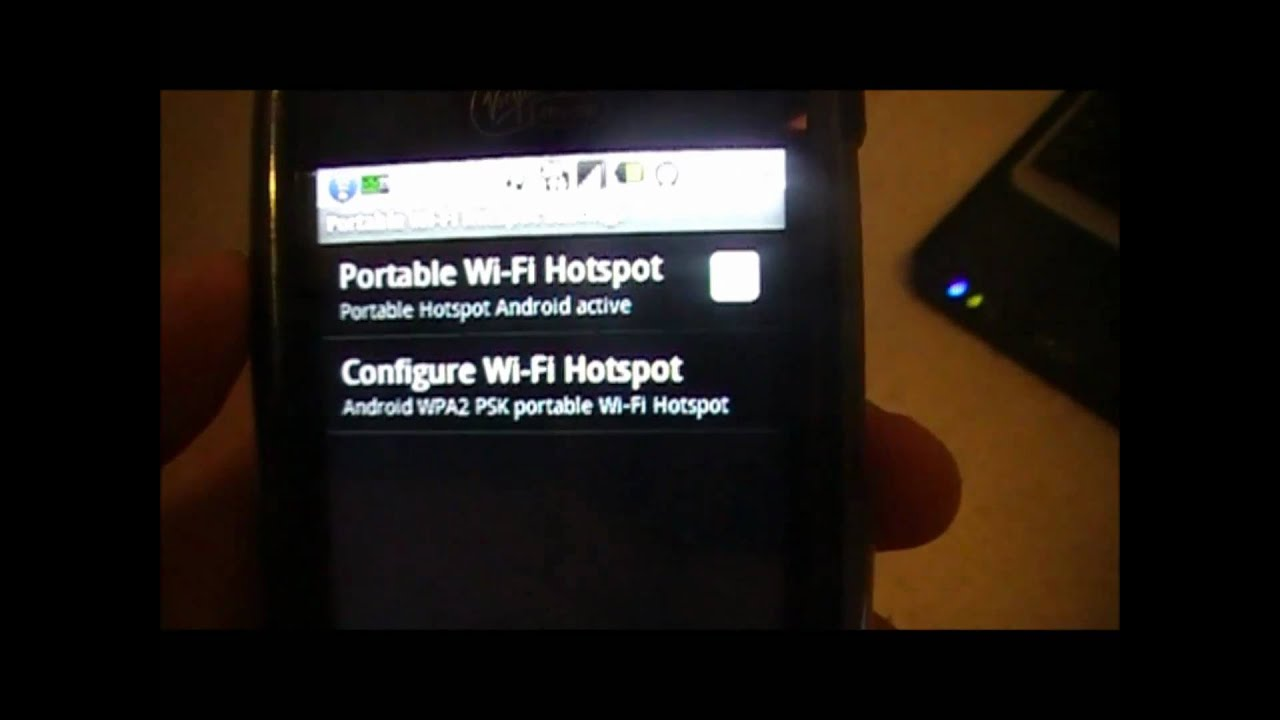 Phone How Do I Use My Android Phone As A Hotspot 2016 turn your android phone into a wifi hotspot for free without rooting youtube