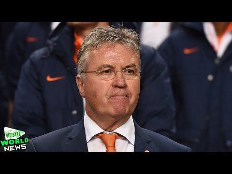 Guus Hiddink Quits as Netherlands Coach After 10 Months