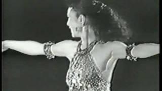 1991年、アイスショーでのプログラム。 アラビアのロレンス。 歯切...