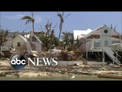First-hand look at the devastation in Bahamas from Hurricane Dorian | ABC News