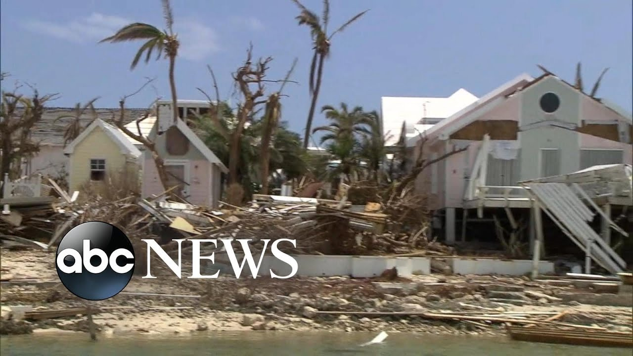 First-hand look at the devastation in Bahamas from Hurricane Dorian - ABC News thumbnail