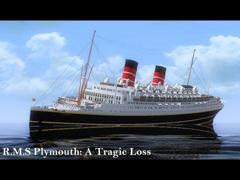 R.M.S Plymouth: A Tragic Loss