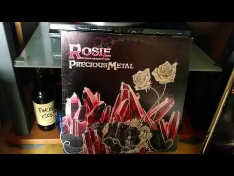 ROSIE - Precious Metal - Sorry (I Forgot Your Name) - 1981/1982