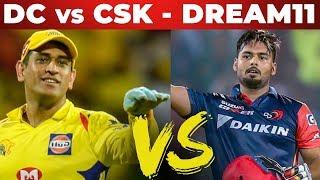 Dhoni vs Rishabh Pant – Whom to Pick in Dream 11 IPL Fantasy League?   DC vs CSK