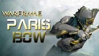 Warframe Gameplay: Dominating With The Paris Bow