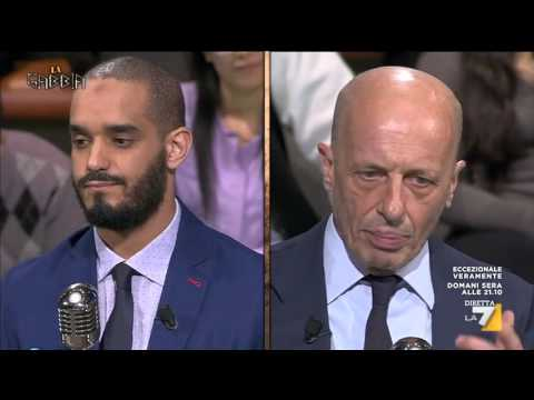 La gabbia - Islam, Italia (Puntata 30/03/2016)
