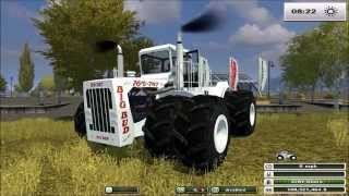 Farming Simulator 2013 Mods - Big Tractor