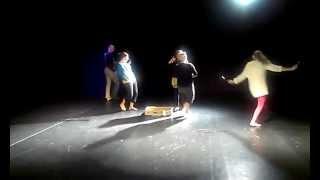 """""""Skjeene"""", et teaterstykke for de yngste"""