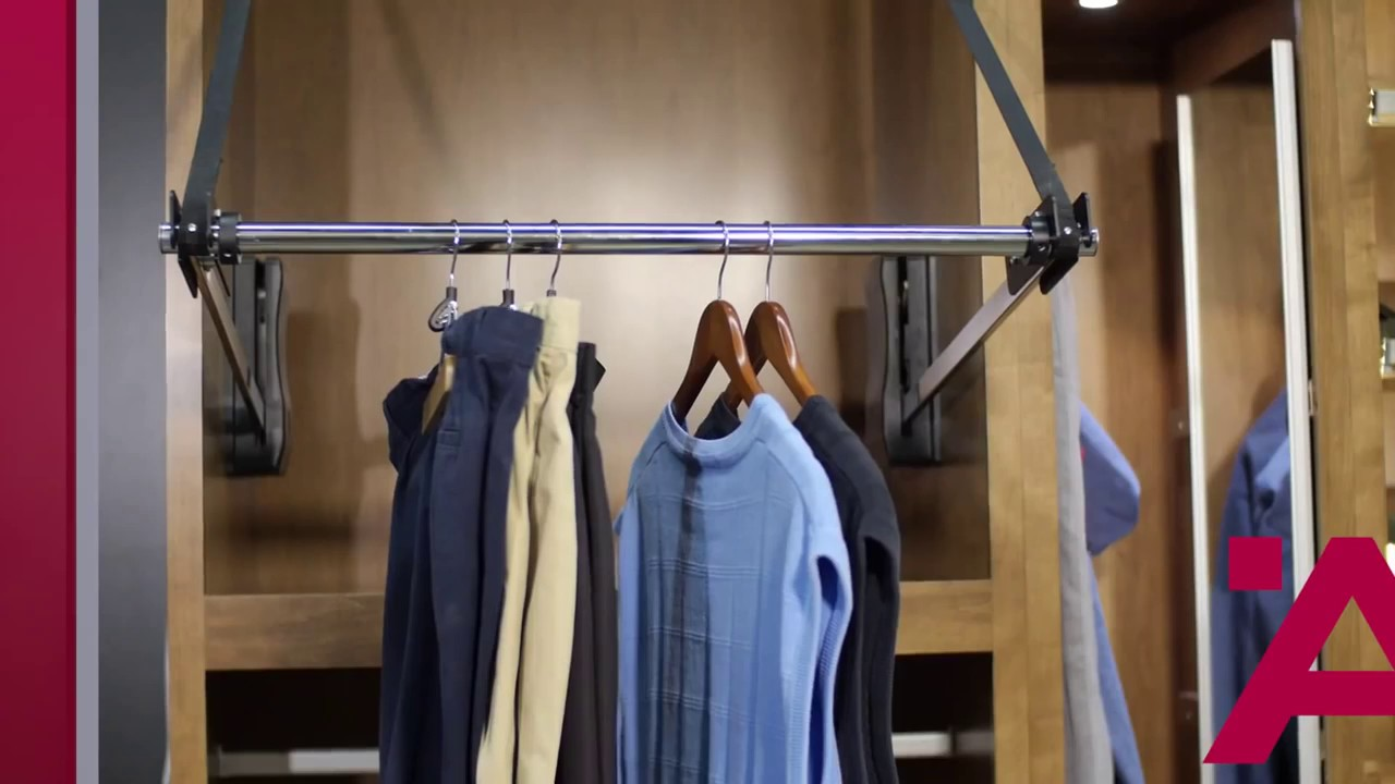 Hafele Standard Electric Wardrobe Lift Kitchensource