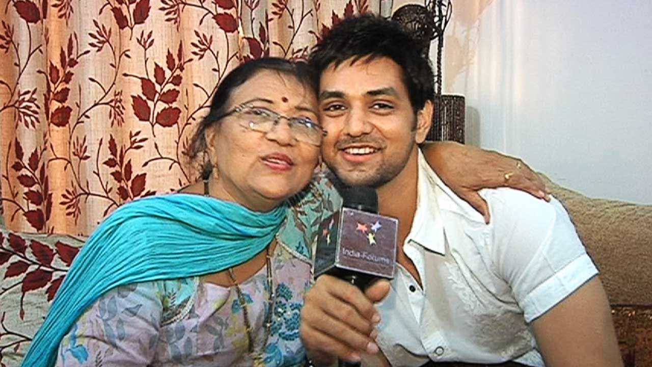 Shakti Arora talks about the Special Bond with His Mom - YouTube