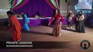 Family Performance | Punjabi Wedding Performance | Bollywood Wedding Dance|