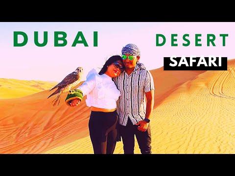 Going for Desert Safari in Dubai | Belly Dance | BBQ Buffet Dinner