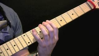 Black Betty Guitar Tutorial by Ram Jam