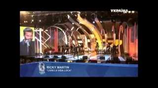Ricky Martin - LIVE! ''Livin' La Vida Loca'' New Wave 2014 Новая Волна