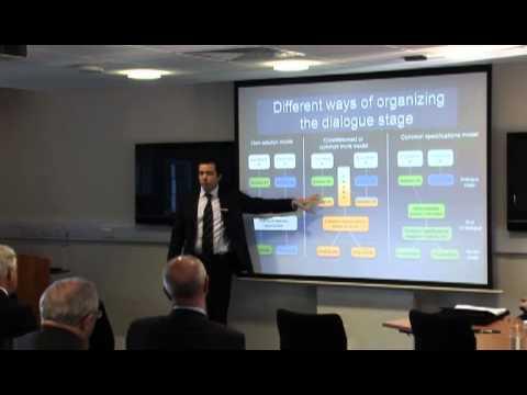 Dr Pedro Telles, Law and Procurement Specialist -Bangor University