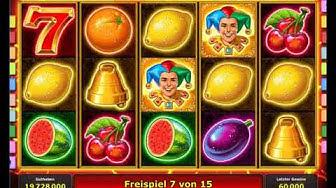 Fruit Tumbling kostenlos spielen - Novomatic / Novoline