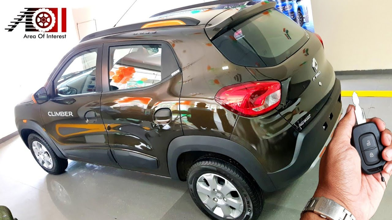 Kwid car price in india 2020