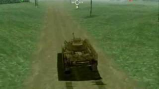 Panzer Front - German Training 1
