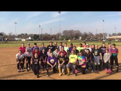 Colonial Beach High School Softball 2020